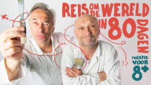 Reis om de wereld in 80 dagen Theatervoorstelling 2019 van Toneelschap Beumer & Drost
