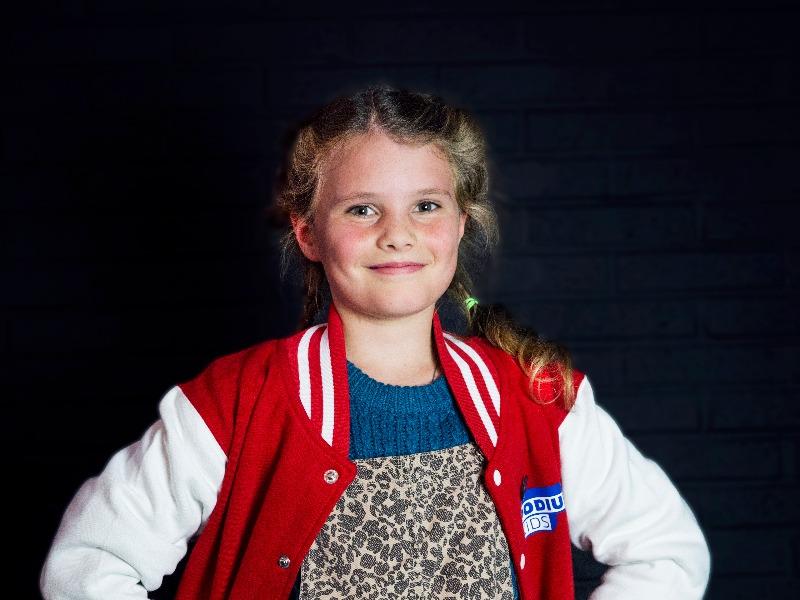 Interview met Doris, 10 jaar